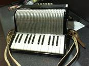 FRANCINI 12 Inch ACCORDION 12 Bass 25 Piano with Hard Case